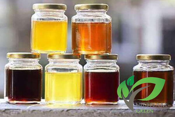 Mât ong nguyên chất có màu gì