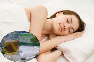 Trà tui lọc Xu Hu điều trị mất ngủ